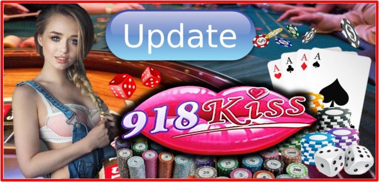 918KISS CASINO GAMES UPDATES FOR 2020