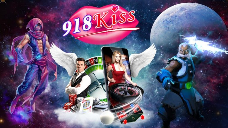 Download 918Kiss in Your Mobile and Laptops and Plunge into Magnetizing Gambling Entertainment