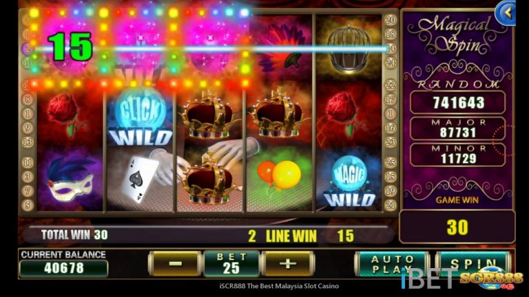 TIPS AND STRATEGIES TO MAKING HUGE WINS OF PROGRESSIVE SLOT GAMES ON MEGA888