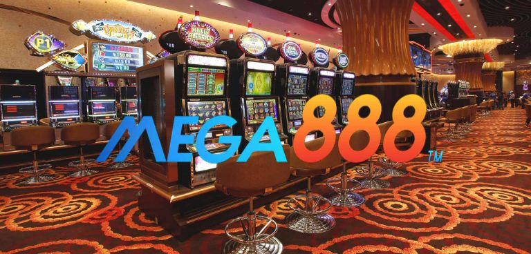 MEGA888 LIVE CASINO EXPERIENCE